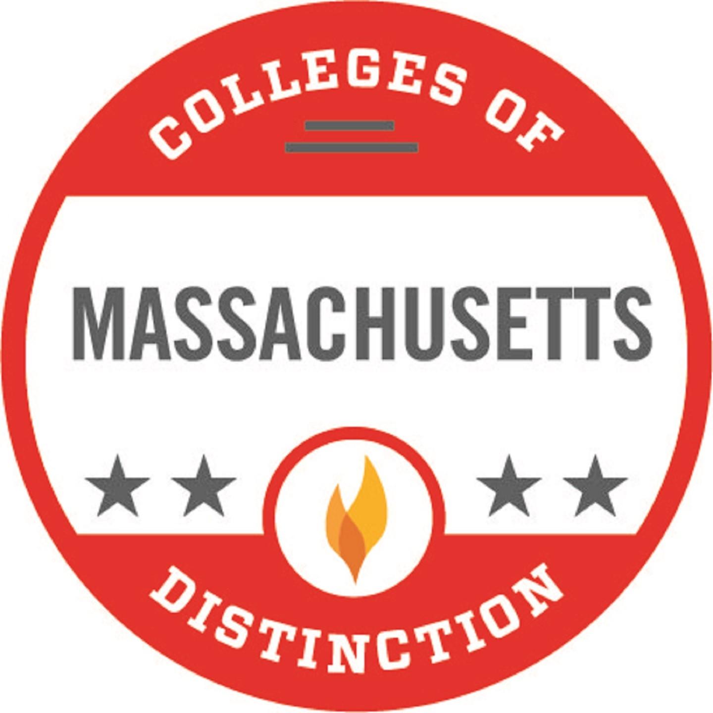 Colleges of Distinction Massachusetts 2020-2021