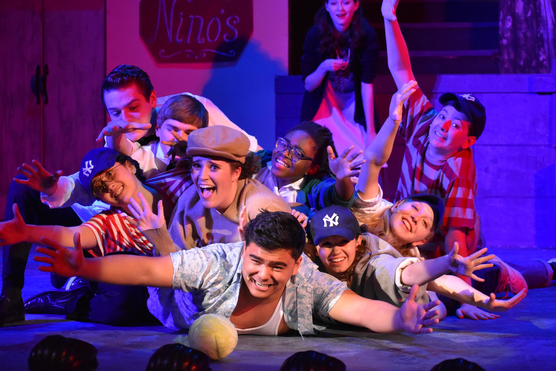 Dean Summer Arts Institute Musical Theatre Students